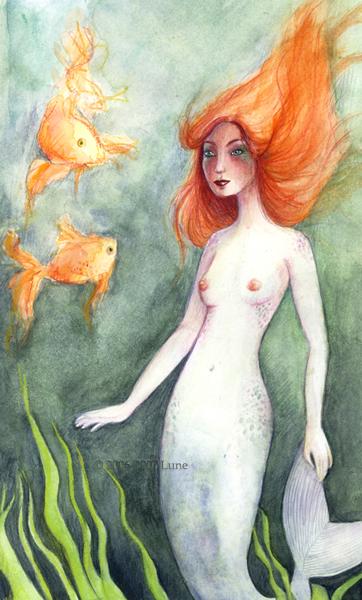 Sirènes & poissons