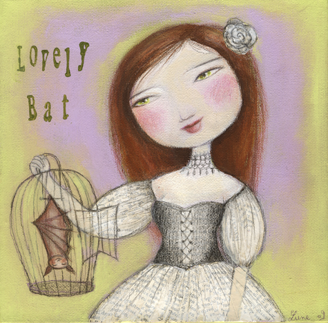 Lovely bat par Lune