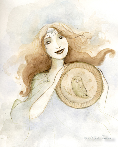 La fille au tambour