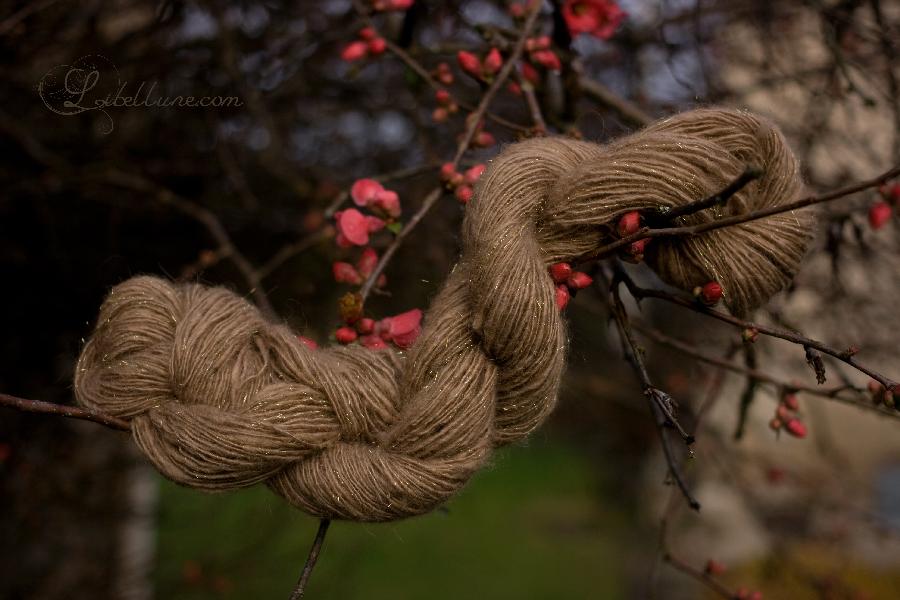 bbcamel yarn woolen